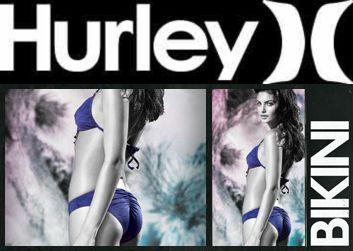 hurley bikini