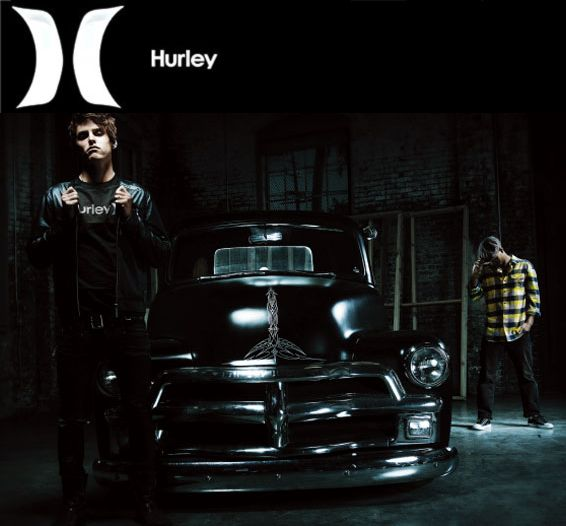 hurley car pop