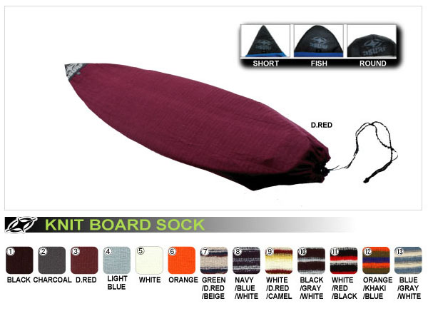 DSurf  knit case