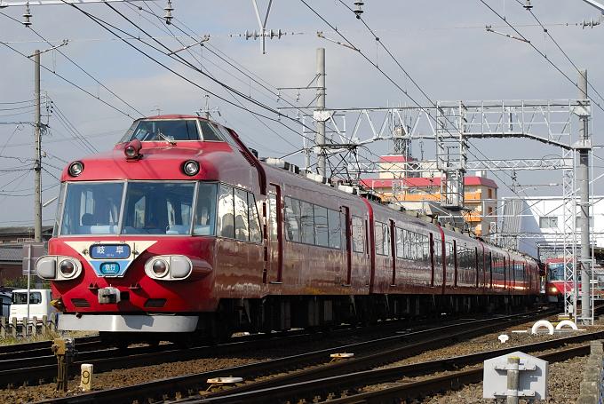 2006・12・15 7013F 急行 岐阜