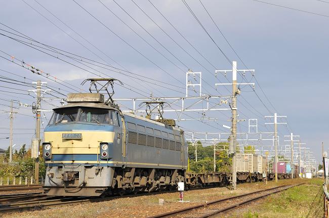 1550レ EF66-28号機
