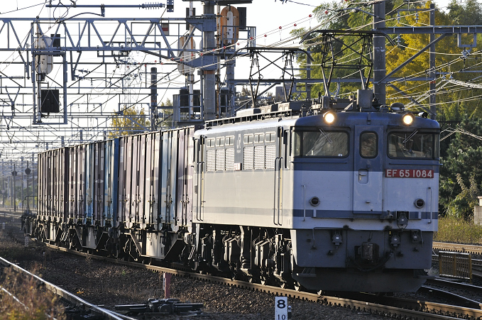 1151レ EF65-1084号機