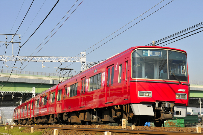 3534F 急行 豊川稲荷