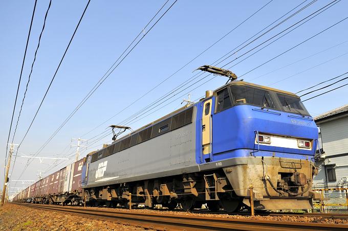 8056レ EF200-17号機