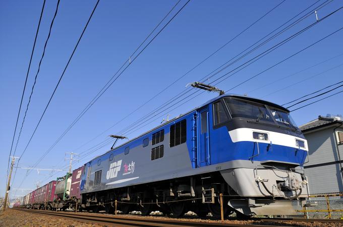 臨8056レ EF210-149号機