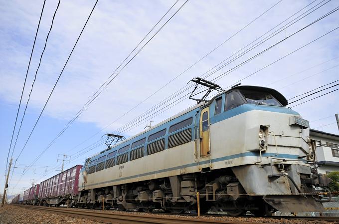 1070レ EF66-4号機