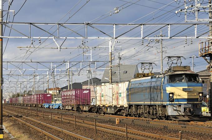 5088レ EF66-39号機