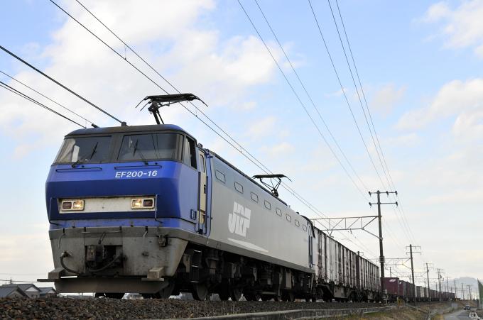 臨8056レ EF2000-16号機