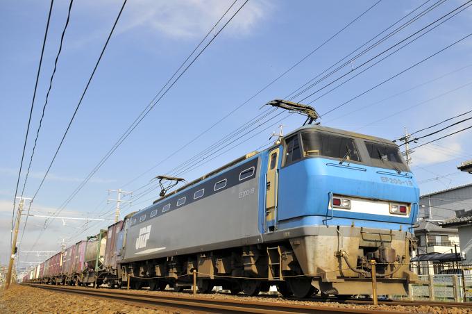 臨8056レ EF200-19号機