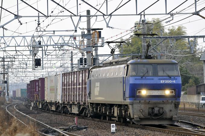 1055レ EF200-4号機【吹】