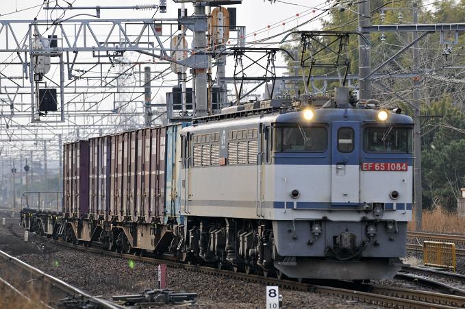 1151レ EF65-1084号機【新】