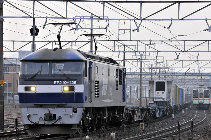 1071レ EF210-125号機【新】