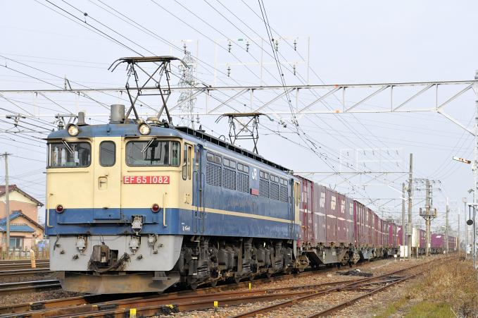 1653レ EF65-1082号機【新】