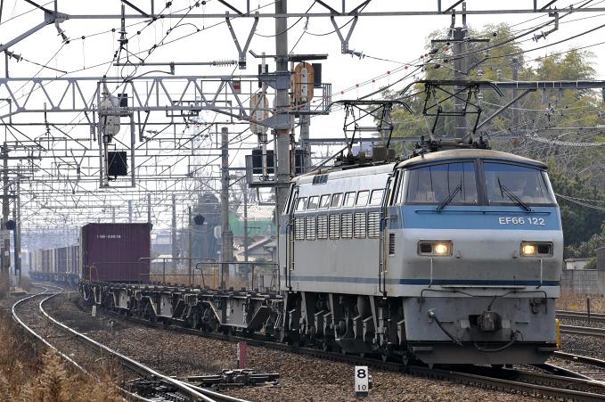 1073レ EF66-122号機