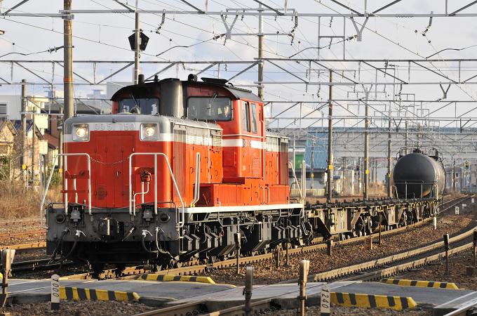 5380レ DD51-750号機
