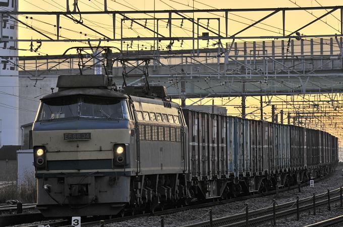 1353レ EF66-34号機
