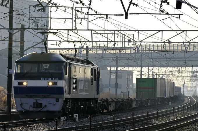 1071レ EF210-136号機