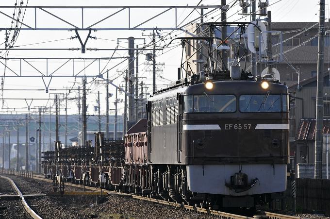 8865レ EF65-57号機