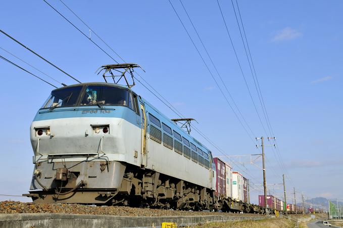 1062レ EF66-104号機