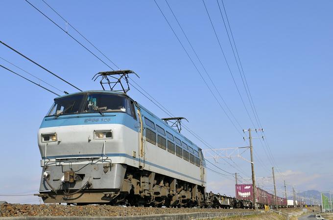 7090レ EF66-125号機