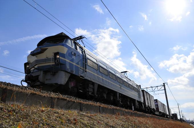 2071レ EF66-27号機