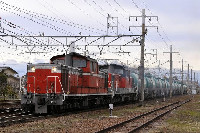 77レ DD51-899号機