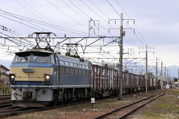 1078レ EF66-16号機
