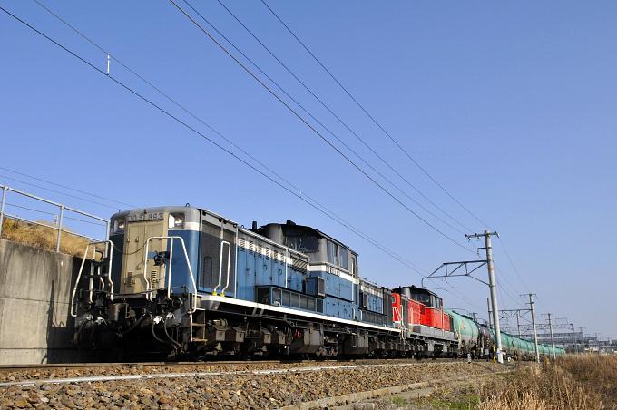 5284レ DD51-893号機