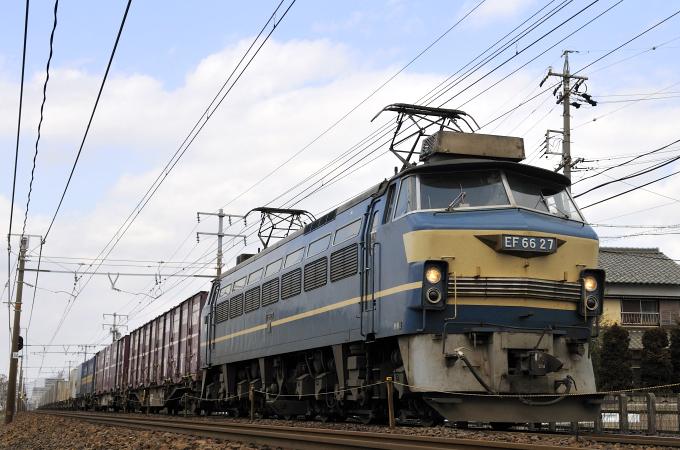 1050レ EF66-27号機