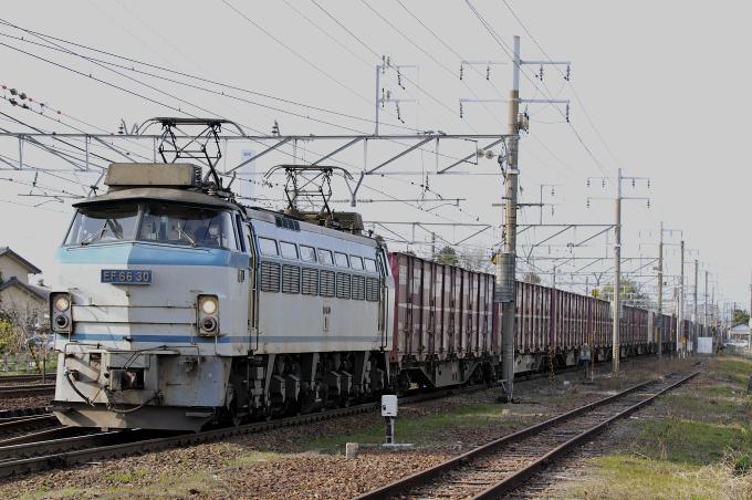 1078レ EF66-30号機
