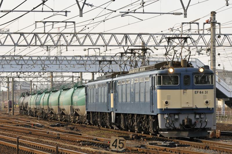 5885レ EF64-31+34号機