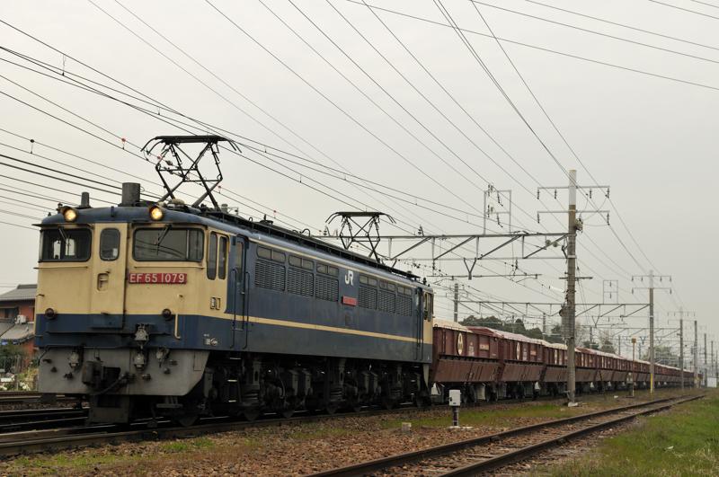 5780レ EF65-1079号機