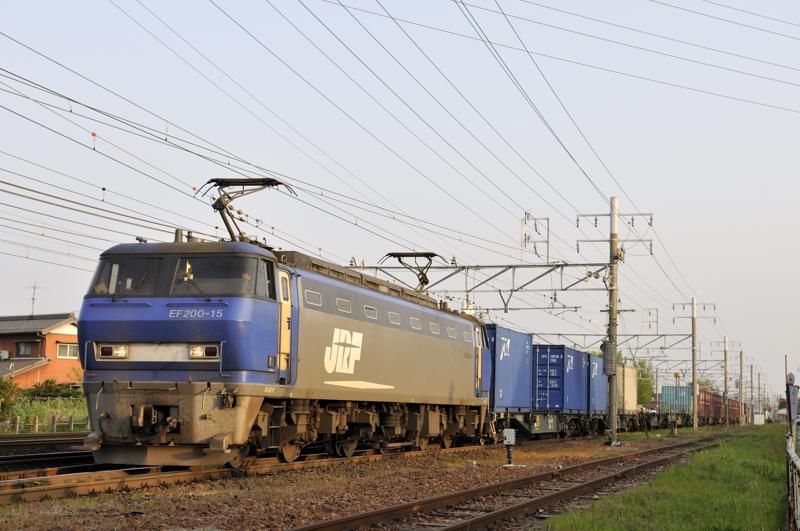 950レ EF200-15号機