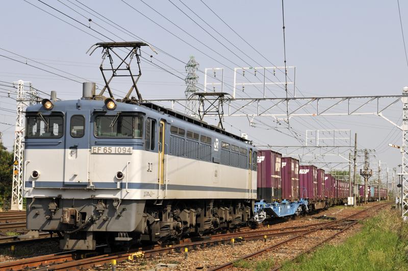 1653レ EF65-1094号機