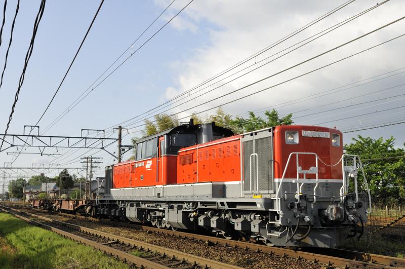 試2751レ DD51-1801号機