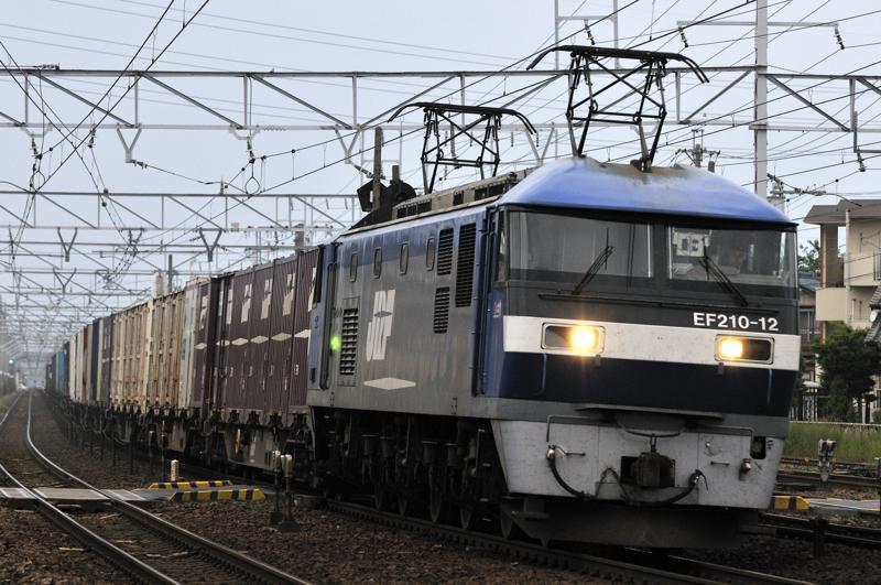 5060レ EF210-12号機
