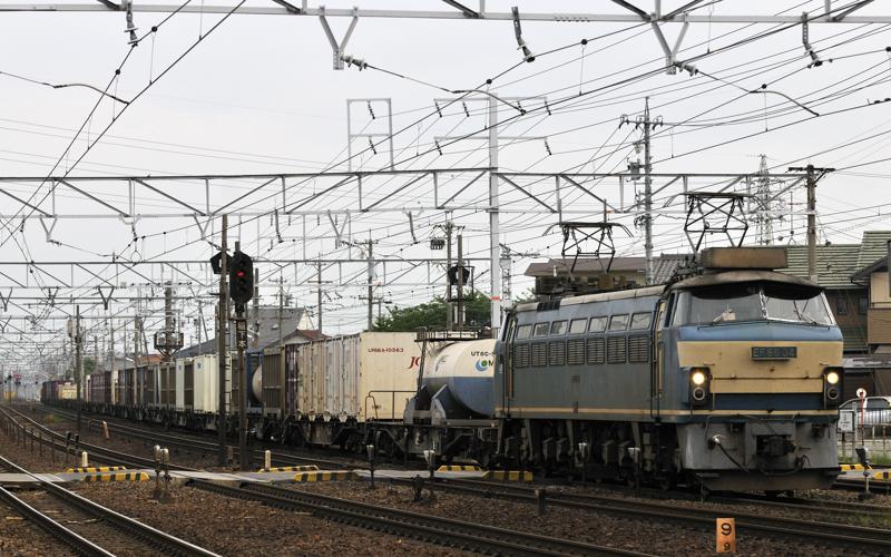 5094レ EF66-34号機