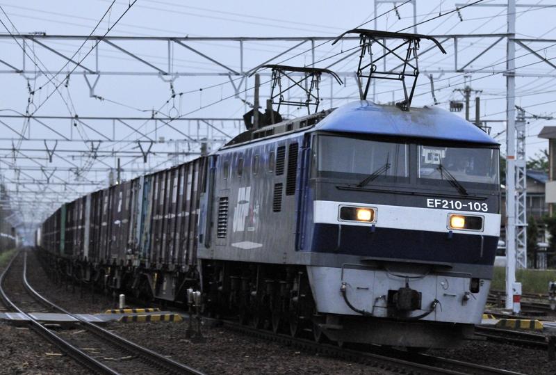 5066レ EF210-103号機