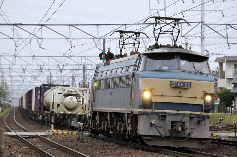 5090レ EF66-20号機