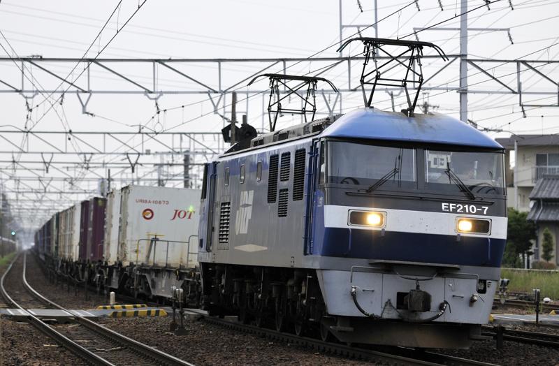 5060レ EF210-7号機