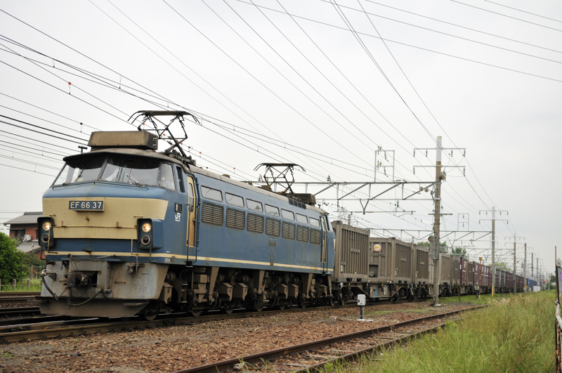 950レ EF66-37号機代走