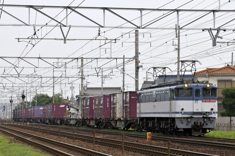 1653レ EF65-1090号機