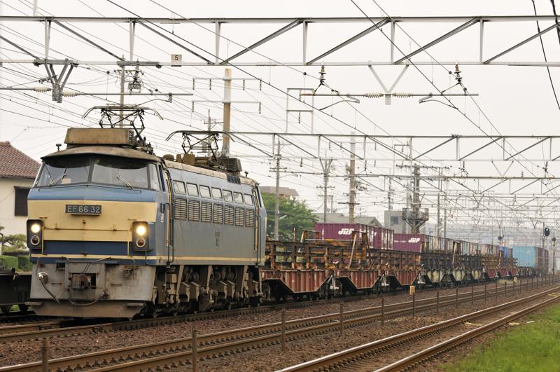 951レ EF66-32号機
