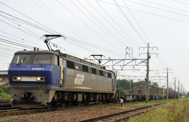 950レ EF200-7号機