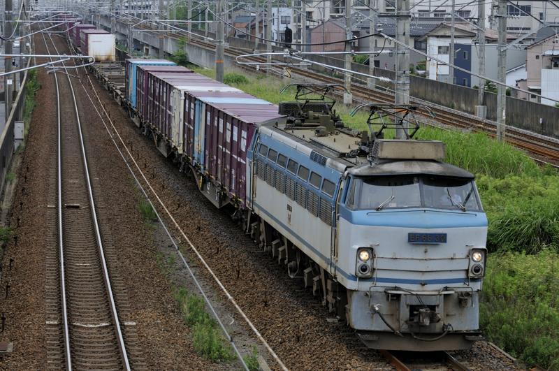 2071レ EF66-30号機