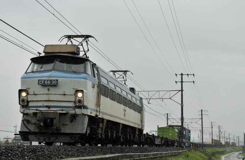 2070レ EF66-30号機