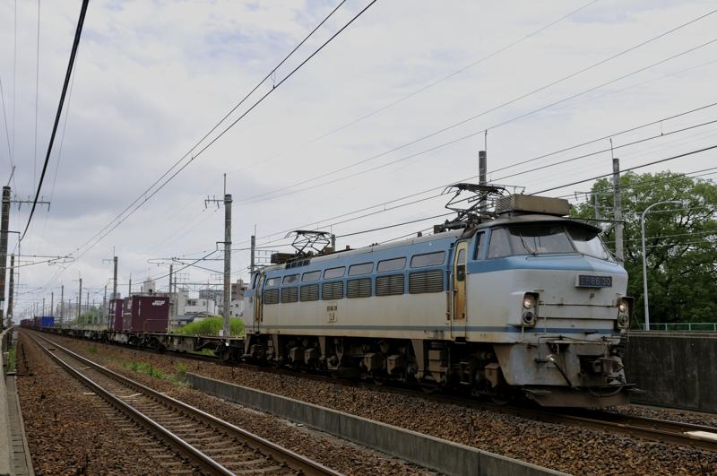 7/7 2071レ EF66-30号機