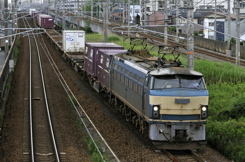 7/10 2071レ EF66-12号機