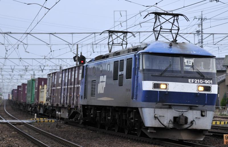 5066レ EF210-901号機