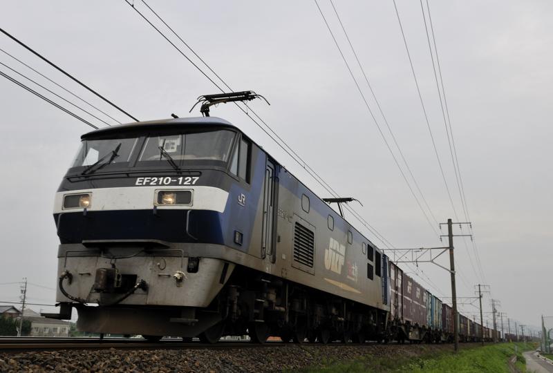 1062レ EF210-127号機